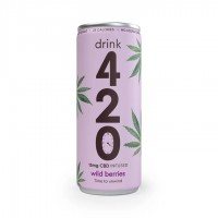 CBD Drink Wild Berries
