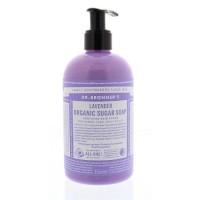 Organic Sugar Soap - Lavender