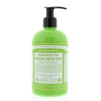 Organic Sugar Soap - Lemongrass & Lime