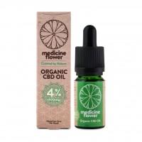 Medicine Flower CBD Oil 4% 10ml