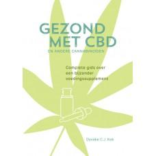"""Book """"Gezond met CBD"""""""