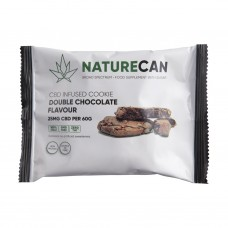 CBD Protein Cookie 25mg double chocolate