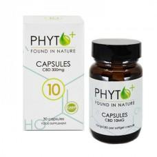 Phyto+ CBD/CBDa capsules 10mg