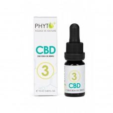 Phyto+ CBD Oil RAW 3%