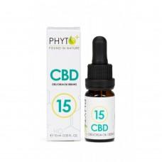 Phyto+ CBD Oil RAW 15%