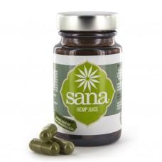 SANA raw hempleaf juice powder 30 VCaps