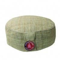 Meditation Cushion hemp -natural-